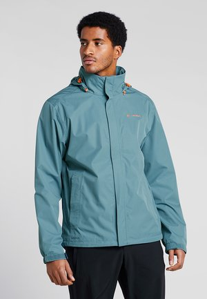 MENS ESCAPE LIGHT JACKET - Hardshelljacke - blue gray