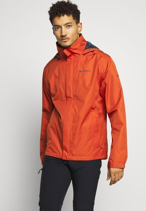 MENS ESCAPE LIGHT JACKET - Hardshelljacke - squirrel