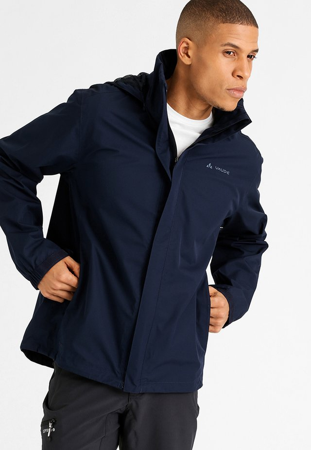MENS ESCAPE LIGHT JACKET - Veste Hardshell - eclipse