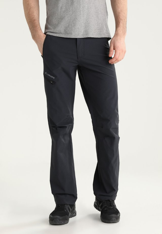 MEN'S FARLEY PANTS II - Kangashousut - black