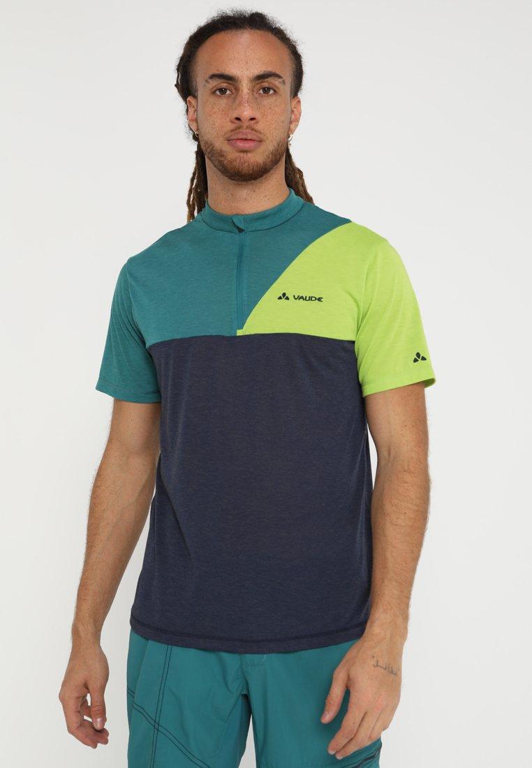 Vaude - TREMALZO IV - T-shirts print - eclipse/blue
