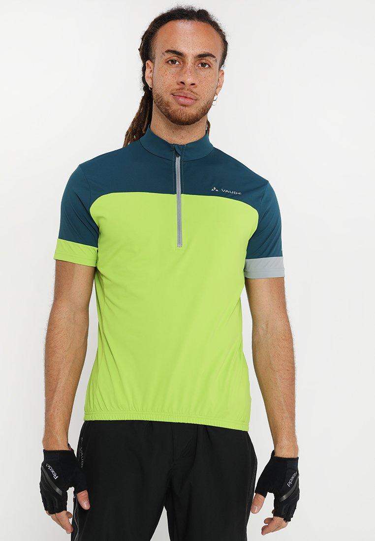 Vaude - MOSSANO TRICOT  - T-Shirt print - chute green