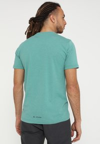 Vaude - ME CYCLIST  - T-Shirt print - nickel green