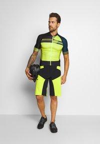 Vaude - ME PRO TRICOT - T-Shirt print - bright green - 1