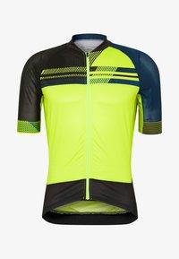 Vaude - ME PRO TRICOT - T-Shirt print - bright green - 4