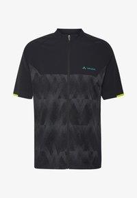 Vaude - ME VIRT - T-Shirt print - black - 4