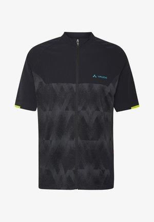 ME VIRT - T-shirt imprimé - black