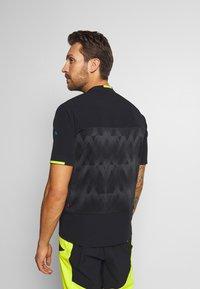 Vaude - ME VIRT - T-Shirt print - black - 2