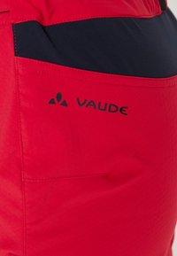 Vaude - WOMENS QIMSA PANTS II - Outdoor-Hose - cranberry - 4