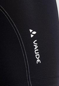 Vaude - ME ACTIVE PANTS - Shorts - black uni - 6