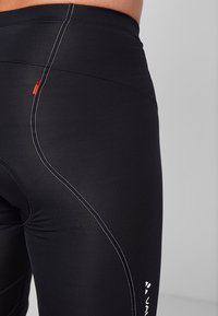 Vaude - ME ACTIVE PANTS - Shorts - black uni - 3