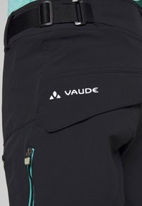 Vaude - MOAB SHORTS III - Outdoor shorts - black uni - 5