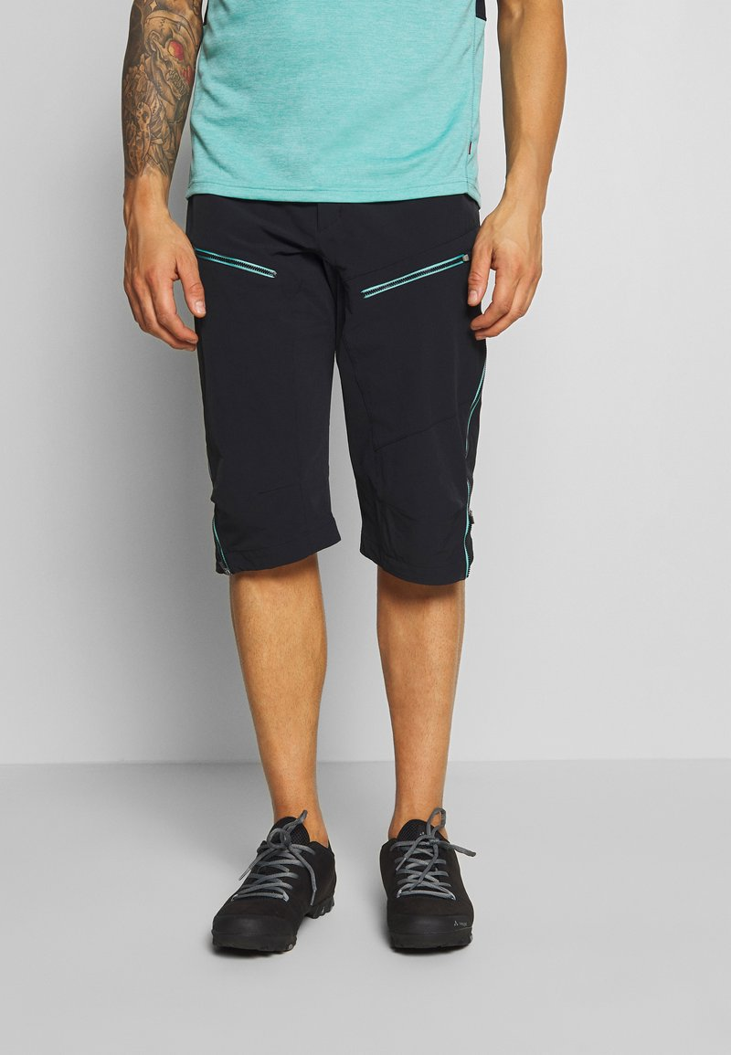 Vaude - MOAB SHORTS III - Outdoor shorts - black uni