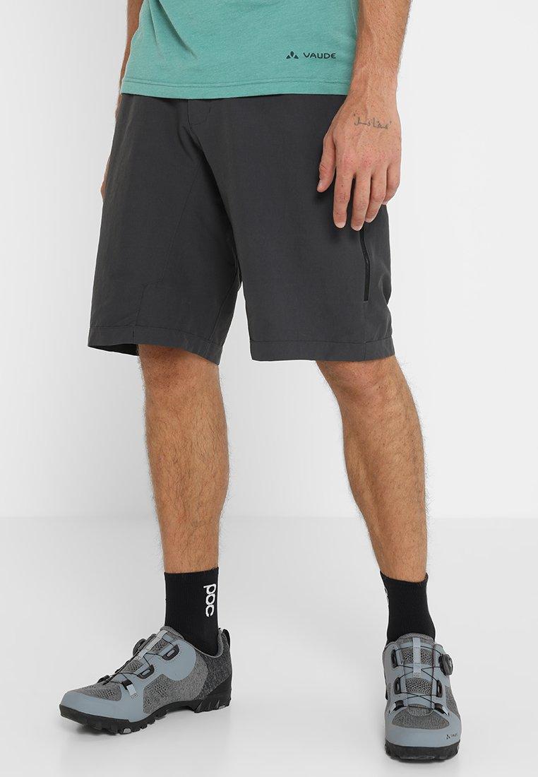 Vaude - ME CYCLIST - Pantalón corto de deporte - phantom black