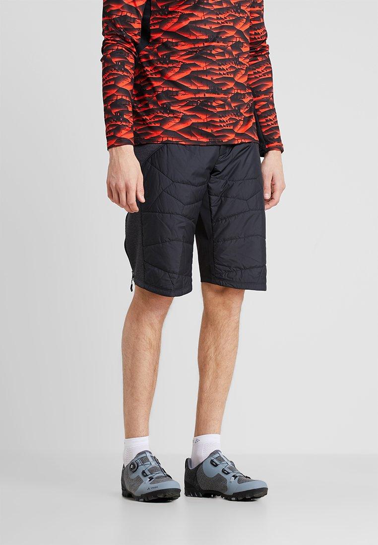 Vaude - MINAKI SHORTS - Outdoor trousers - black