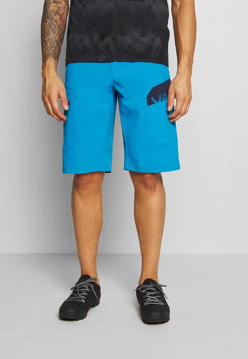 Vaude - ME ALTISSIMO SHORTS III - Outdoor Shorts - icicle