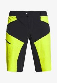 Vaude - ME VIRT SHORTS - kurze Sporthose - bright green - 4
