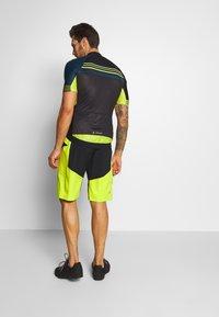 Vaude - ME VIRT SHORTS - kurze Sporthose - bright green - 2