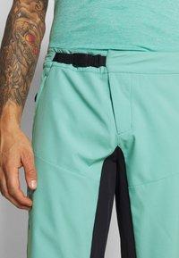 Vaude - ME BRACKET SHORTS - Sports shorts - lake - 3
