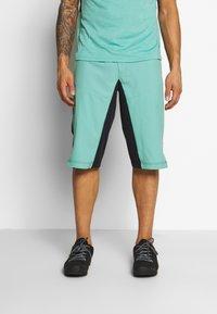 Vaude - ME BRACKET SHORTS - Sports shorts - lake - 0