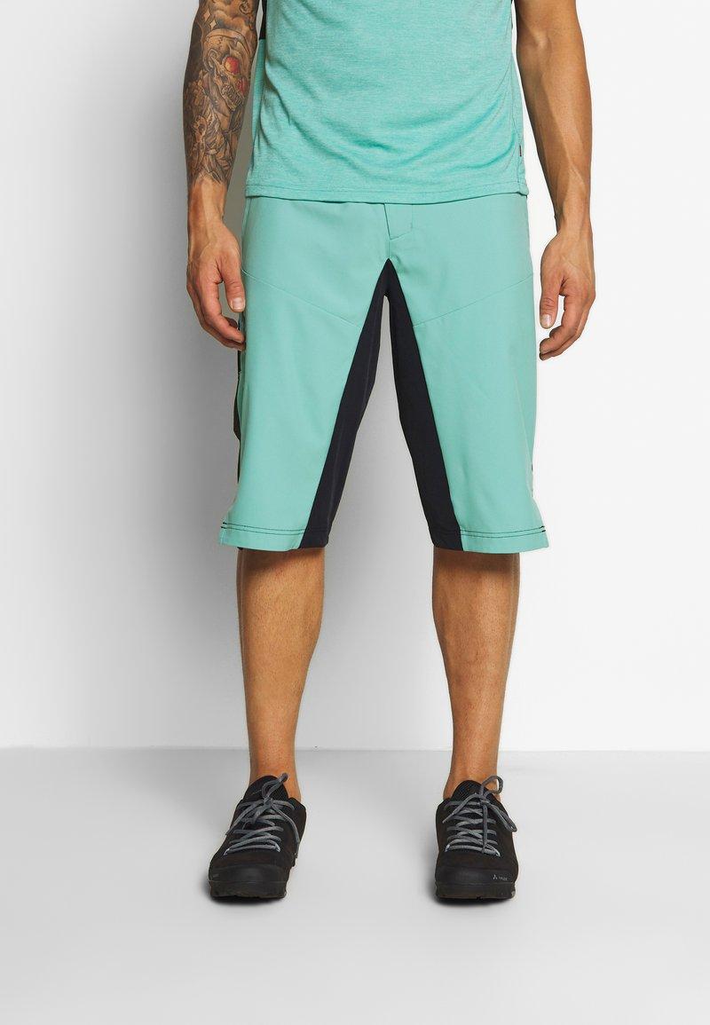 Vaude - ME BRACKET SHORTS - Sports shorts - lake