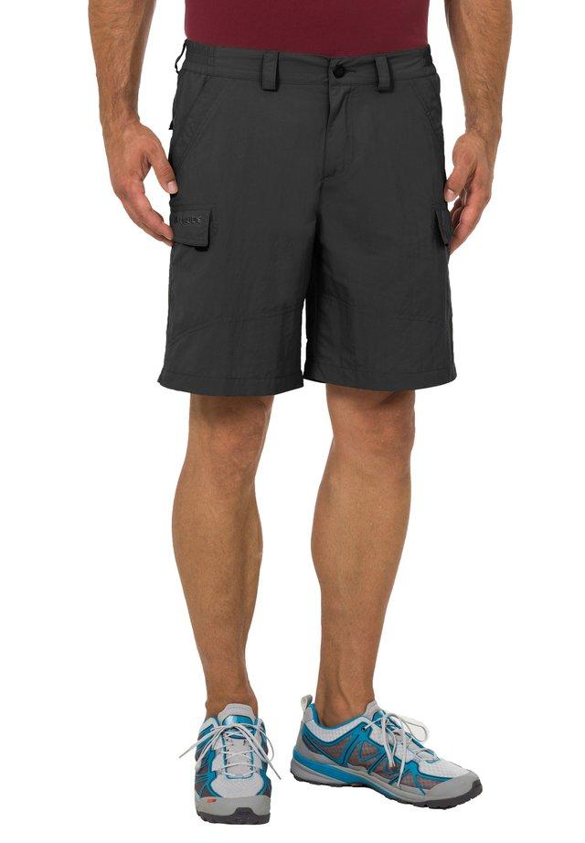 FARLEY - Outdoor shorts - black