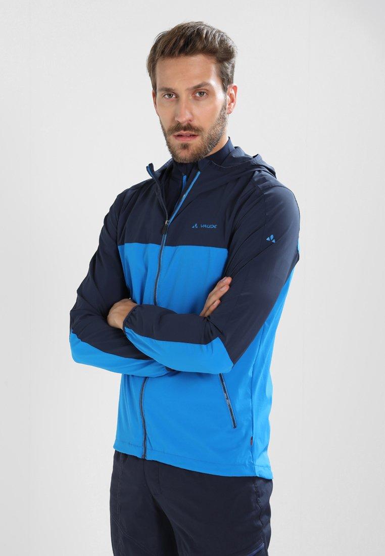 Vaude - ME MOAB JACKET  - Outdoor jacket - radiate blue
