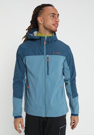 MENS SKARVAN JACKET - Kurtka Outdoor - blue gray