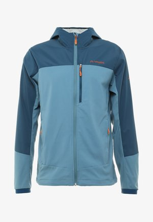 MENS SKARVAN JACKET - Chaqueta outdoor - blue gray