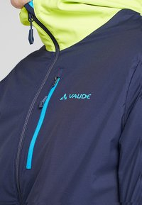 Vaude - MENS ALL YEAR JACKET - Softshelljacke - eclipse