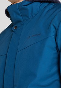 Vaude - MENS CYCLIST PADDED JACKET III - Softshelljacke - baltic sea - 3