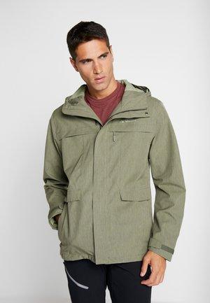 ME ROSEMOOR JACKET - Waterproof jacket - cedar wood