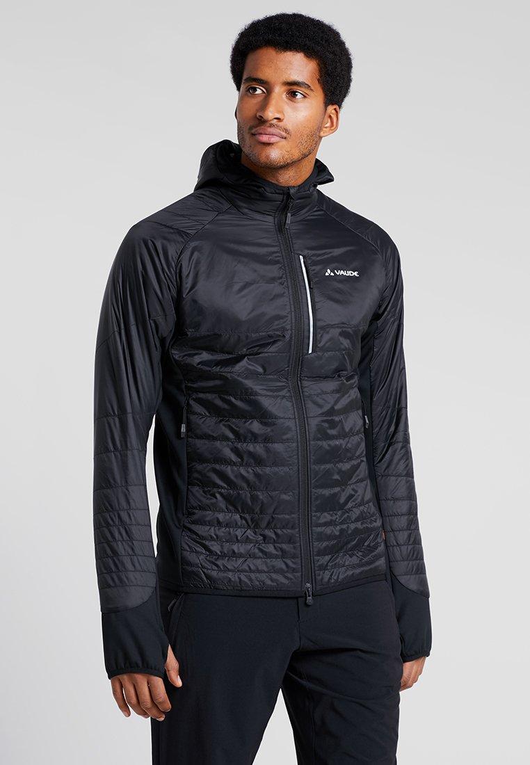 Vaude - MENS SESVENNA JACKET - Waterproof jacket - black