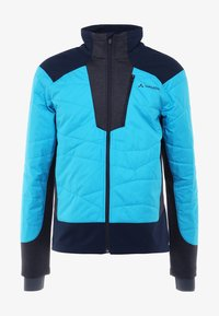 Vaude - MENS MINAKI JACKET III - Softshelljacke - icicle