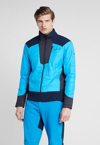 Vaude - MENS MINAKI JACKET III - Softshelljacke - icicle - 0