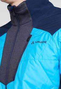 Vaude - MENS MINAKI JACKET III - Softshelljacke - icicle - 5