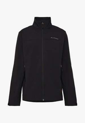 ME HURRICANE JACKET IV - Chaqueta softshell - black