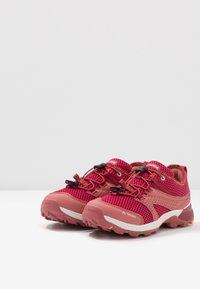 Vaude - KIDS KOBUK - Outdoorschoenen - red cluster - 3