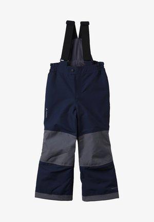 KIDS SNOW CUP PANTS - Snow pants - eclipse