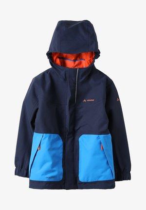KIDS CAMPFIRE JACKET 2-IN-1 - Outdoor jacket - dark blue
