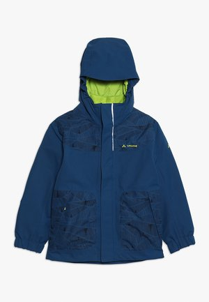 KIDS CAMPFIRE JACKET 2-IN-1 - Outdoor jacket - deep water