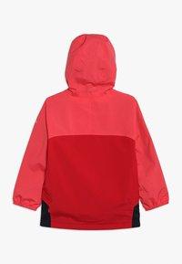 Vaude - KIDS ESCAPE 3IN1 JACKET - Outdoorjakke - bright pink - 1