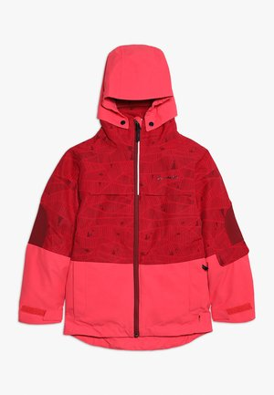 KIDS SNOW CUP 3-IN-1 JACKET - Outdoor jacket - crocus