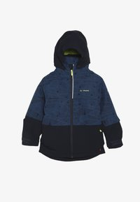 Vaude - KIDS SNOW CUP 3-IN-1 JACKET - Outdoorjas - deep water - 4
