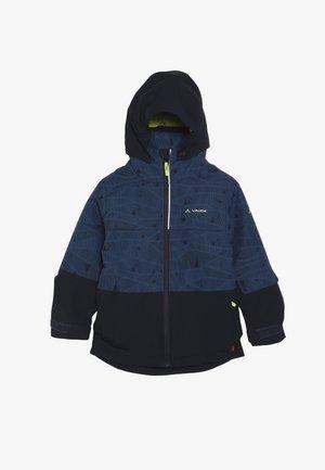 KIDS SNOW CUP 3-IN-1 JACKET - Outdoor jacket - deep water