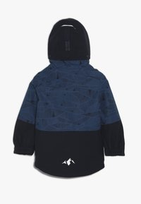 Vaude - KIDS SNOW CUP 3-IN-1 JACKET - Outdoorjas - deep water