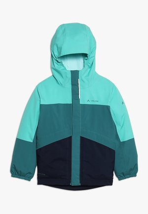 KIDS ESCAPE PADDED JACKET - Outdoorjas - peacock