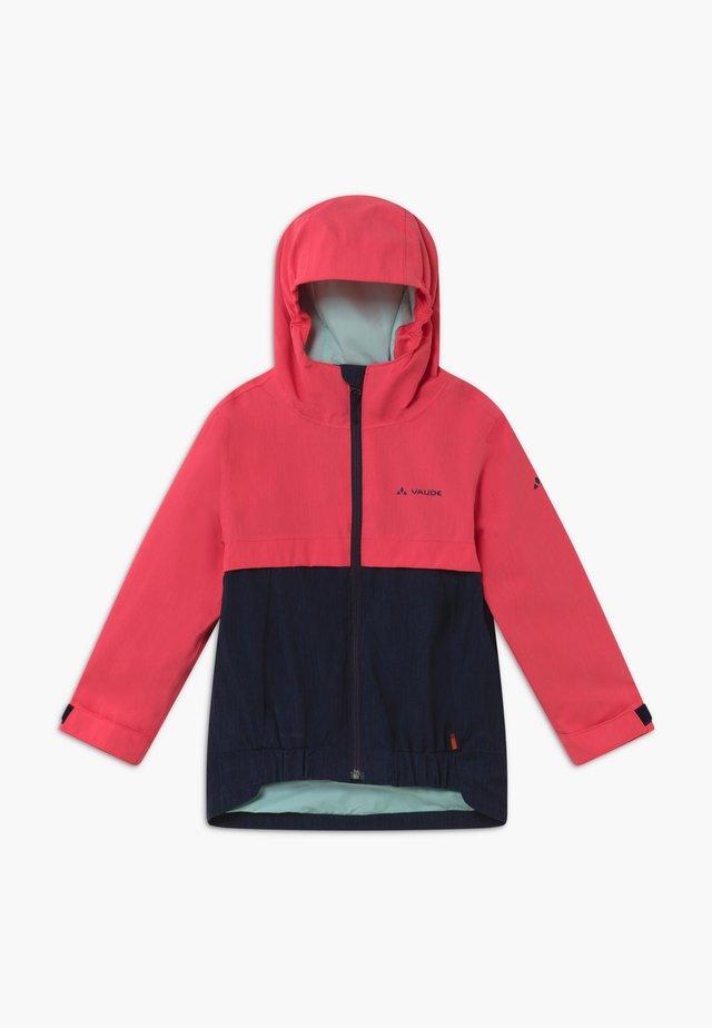KIDS HYLAX 2L - Hardshelljacka - bright pink