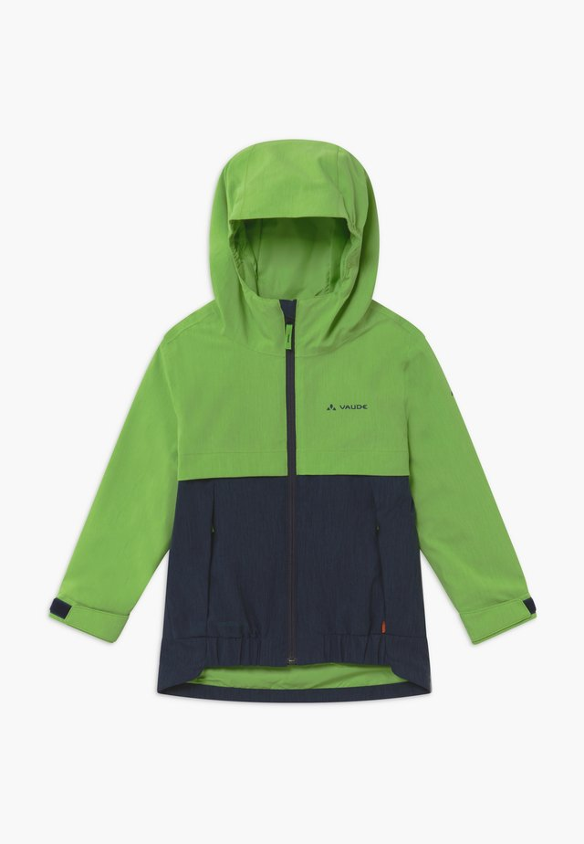 KIDS HYLAX 2L - Hardshell jacket - apple
