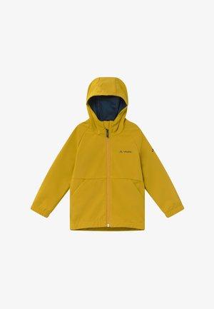 KIDS KINICH - Soft shell jacket - marigold